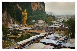 Batu Caves Temple, Malaysia