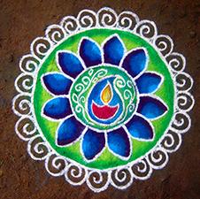 dhanteras-rangoli-art