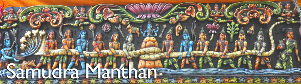 samudra-manthan-story