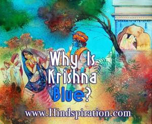 why-is-krishna-blue