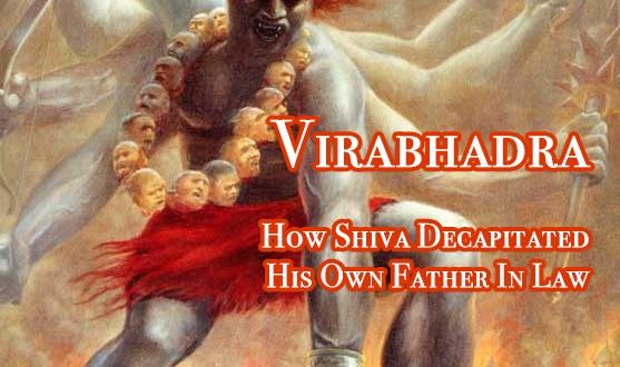 virabhadra-story
